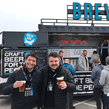 We visited Brew-Dog Brewery and enjoyed a great Craft beer event in Scotland.