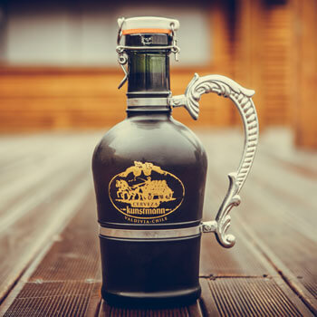 Growlers Kunstmann: Fresh draught beer at home