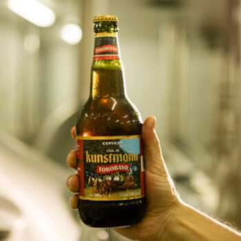 EMBLEMATIC BEER LAUNCHED NEW FORMAT