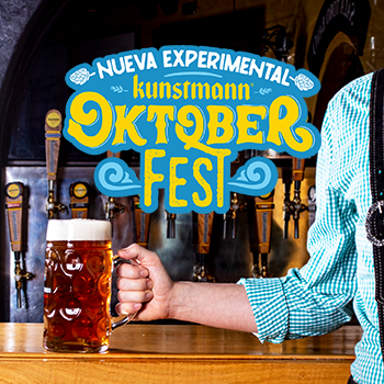 Our new Experimental represents the original Oktoberfest beer from Munich
