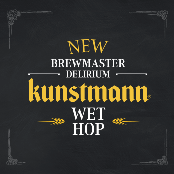 THE NEW MONTHLY MADNESS: KUNSTMANN WET HOP