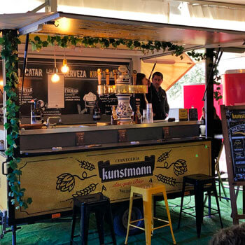 Our Kunstmann specialties delighted thousands of attendees at Mercado Paula Gourmet 2018